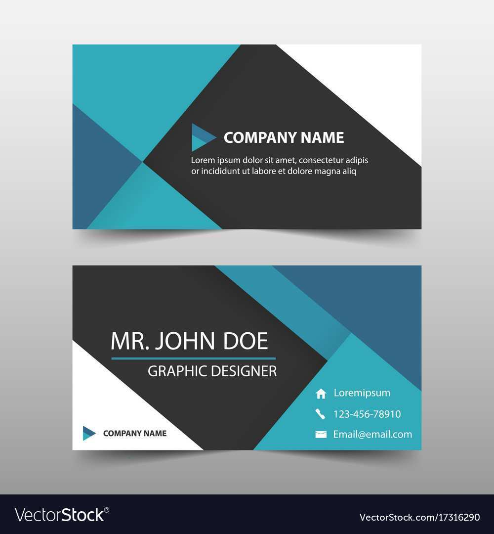 50 How To Create Name Card Website Template With Stunning Design with Name Card Website Template