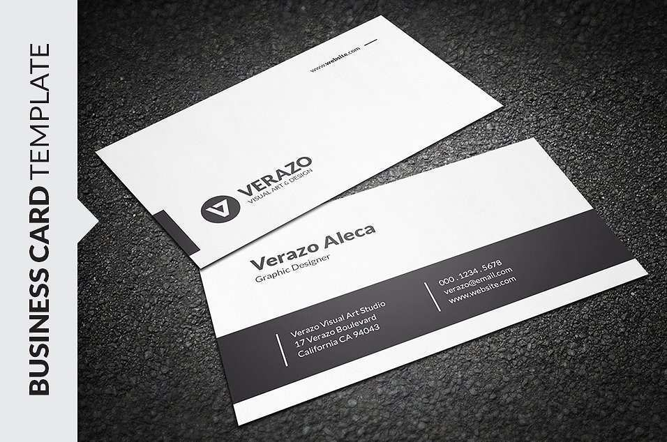 50 Printable Business Card Template For Illustrator Free Photo by Business Card Template For Illustrator Free