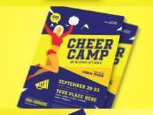 50 Standard Cheer Camp Flyer Template Download by Cheer Camp Flyer Template