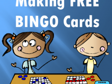 51 Adding Free Printable Bingo Card Template For Teachers in Word for Free Printable Bingo Card Template For Teachers
