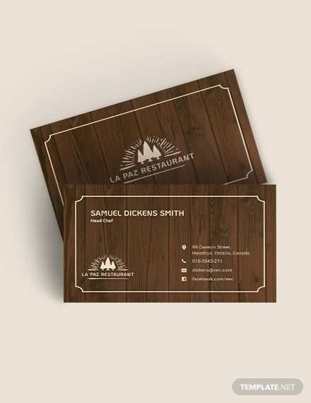 51 Best Business Card Template Rustic Layouts by Business Card Template Rustic