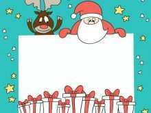 51 Best Christmas Note Card Template PSD File for Christmas Note Card Template