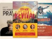 51 Best Church Revival Flyer Template Maker with Church Revival Flyer Template
