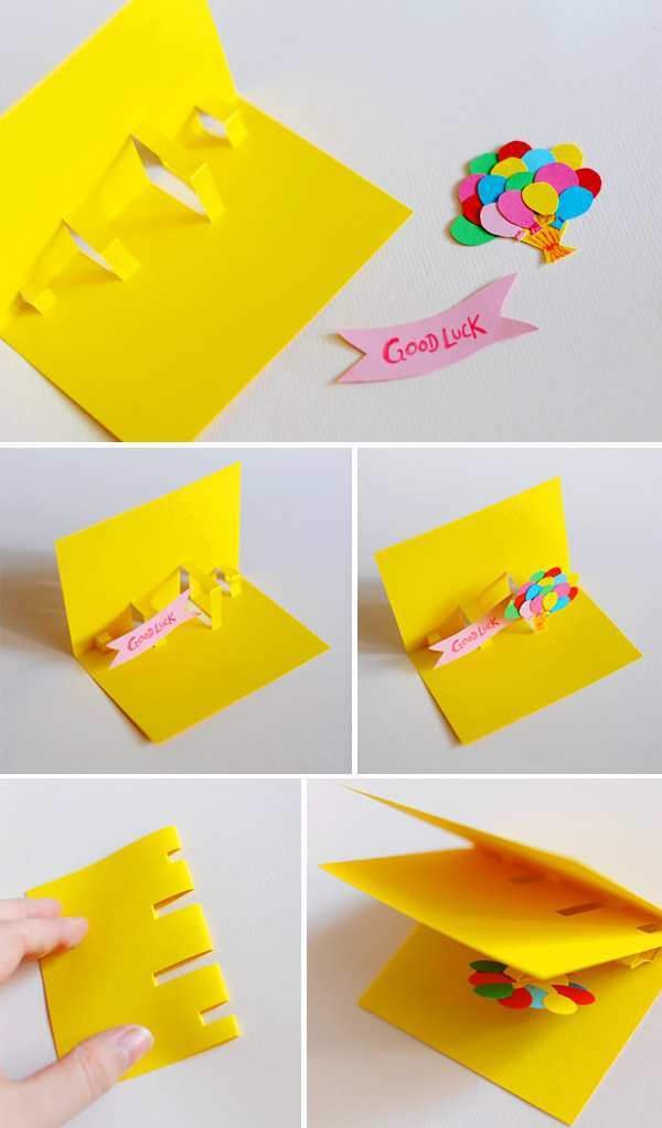 51 Blank Pop Up Card Tutorial With Steps Download for Pop Up Card Tutorial With Steps