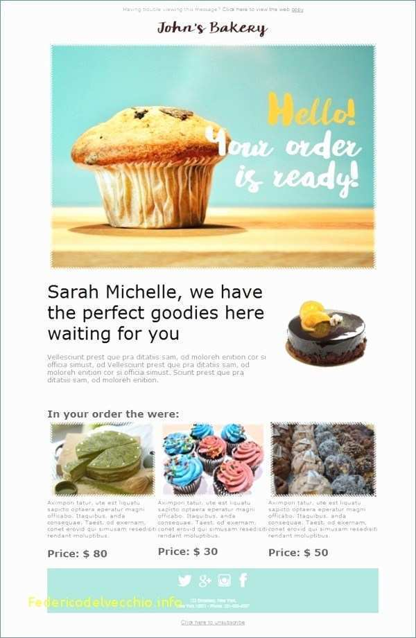 51 Create Bakery Flyer Templates Free Download with Bakery Flyer Templates Free
