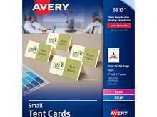 51 Creating Avery Tent Card Template Small Maker with Avery Tent Card Template Small