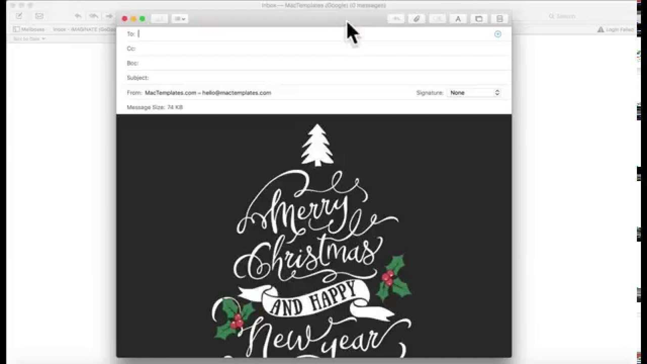 Christmas Card Template Apple Cards Design Templates