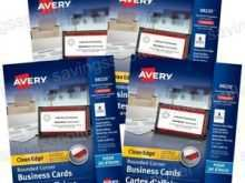 51 Format Avery Business Card Template 88220 For Free by Avery Business Card Template 88220