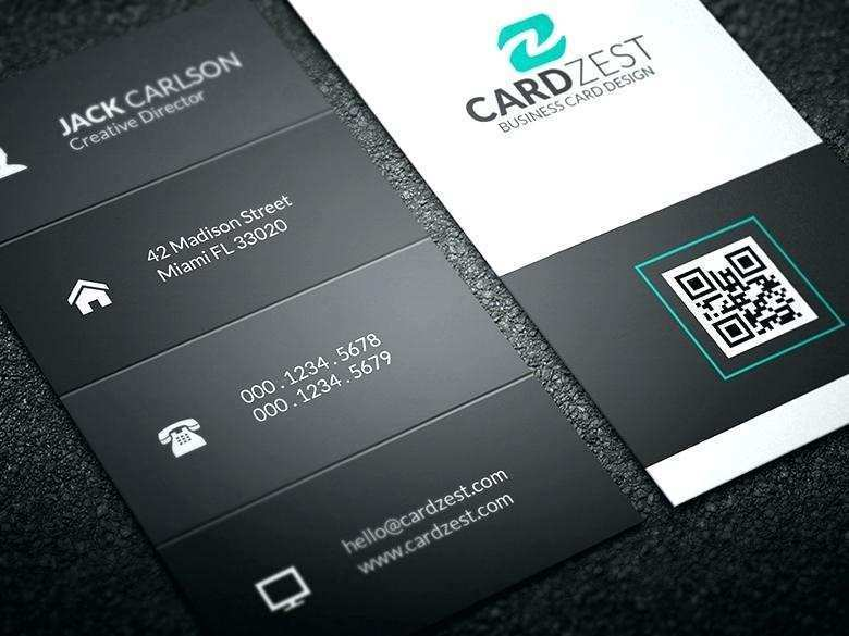 Vertical Business Card Template Word from legaldbol.com