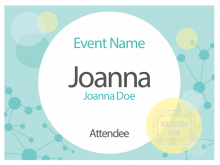 51 Format Conference Name Card Template Download by Conference Name Card Template