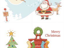 51 Free Printable Christmas Card Template For Boss Layouts by Christmas Card Template For Boss