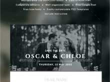 Invitation Card Email Template