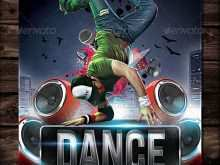 Dance Flyer Templates