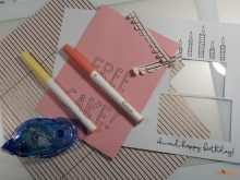 51 Printable Free Birthday Card Template Cricut in Word with Free Birthday Card Template Cricut