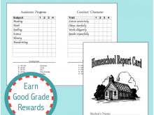 Free Printable Kindergarten Report Card Template