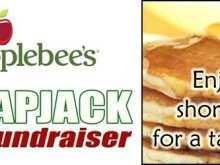 51 Report Applebee Flapjack Fundraiser Flyer Template Formating by Applebee Flapjack Fundraiser Flyer Template