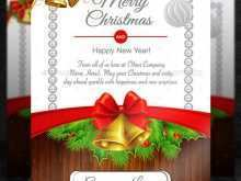 51 Report Christmas Card Template Text Layouts with Christmas Card Template Text