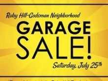 51 Report Community Garage Sale Flyer Template Download for Community Garage Sale Flyer Template