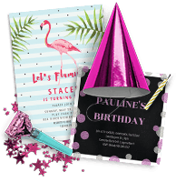 51 Visiting Birthday Card Invitation Templates For Word Photo with Birthday Card Invitation Templates For Word