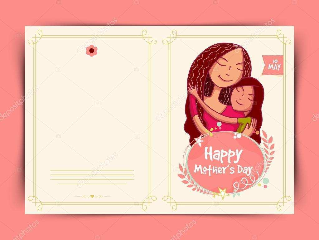 52 Adding Birthday Card Template For Mom With Stunning Design with Birthday Card Template For Mom