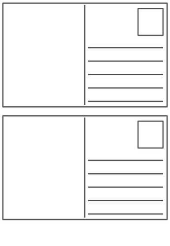 52 Best 2 Per Page Postcard Template Now with 2 Per Page Postcard Template