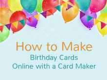 52 Best Birthday Card Maker Online in Word for Birthday Card Maker Online