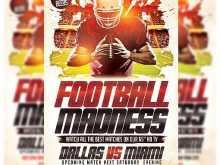 52 Best Football Flyers Templates for Ms Word by Football Flyers Templates