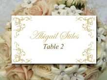 52 Best How To Make A Place Card Template Download by How To Make A Place Card Template