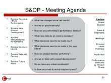 52 Blank Daily Operations Meeting Agenda Template Maker for Daily Operations Meeting Agenda Template