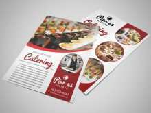 Food Catering Flyer Templates