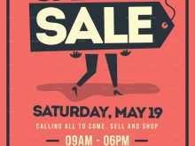 Yard Sale Flyer Template Free