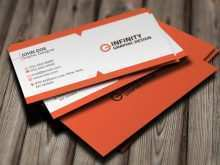 52 Creative Business Card Template John Doe for Ms Word with Business Card Template John Doe