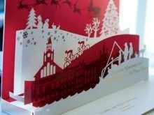 52 Customize 3D Christmas Card Template Free PSD File for 3D Christmas Card Template Free