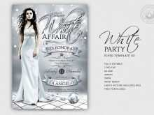 52 Free All White Party Flyer Template Free PSD File by All White Party Flyer Template Free