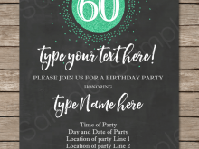 52 Free Birthday Invitation Card Template Editable Formating with Birthday Invitation Card Template Editable