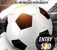 Free Football Flyer Templates