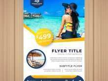 52 How To Create Travel Flyer Template Free Maker by Travel Flyer Template Free