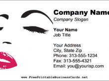 52 Online Beauty Salon Business Card Template Free Download Templates with Beauty Salon Business Card Template Free Download