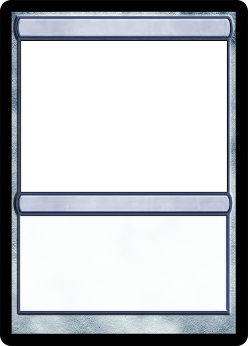 52 Printable Card Template Magic The Gathering Now with Card Template Magic The Gathering