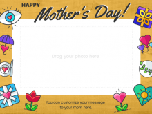 52 Printable Mothers Day Card Templates Photo with Mothers Day Card Templates