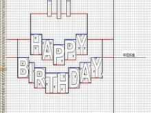 52 Report Birthday Card Pop Up Template Free Layouts with Birthday Card Pop Up Template Free