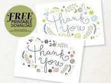 52 The Best 4 H Thank You Card Template for Ms Word for 4 H Thank You Card Template