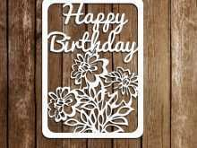 52 The Best Birthday Card Template Svg For Free for Birthday Card Template Svg
