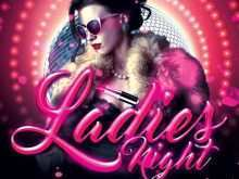 53 Adding Ladies Night Flyer Template Free Now for Ladies Night Flyer Template Free