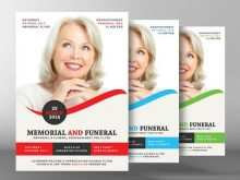 53 Best Memorial Flyer Template Layouts with Memorial Flyer Template
