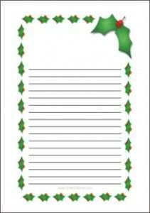 53 Blank Christmas Card Template Writing Download by Christmas Card Template Writing