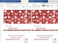 53 Create Card Templates On Word Layouts for Card Templates On Word