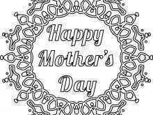 53 Create Mothers Day Card Templates Templates with Mothers Day Card Templates