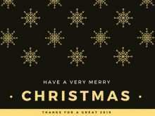 53 Creating Christmas Card Template Gold Maker with Christmas Card Template Gold