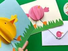53 Creating Easter Card Pop Up Template PSD File with Easter Card Pop Up Template